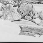 Pigeon Cove 2, graphite on archival paper, 11 x 14 inches
